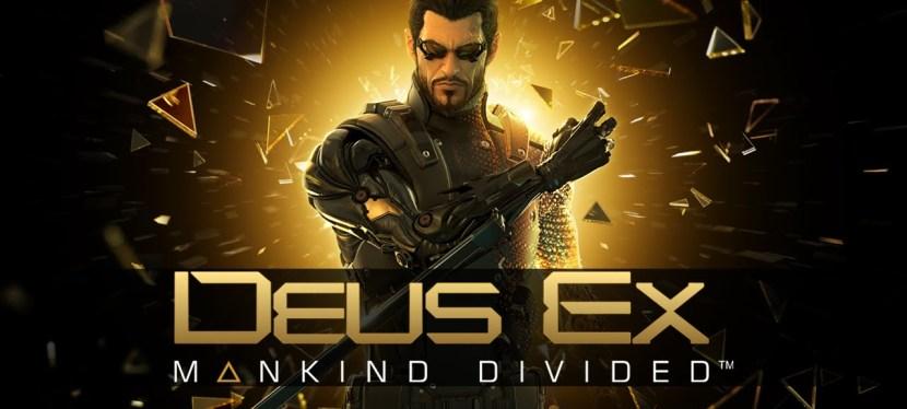 Deux Ex: MankindDivided