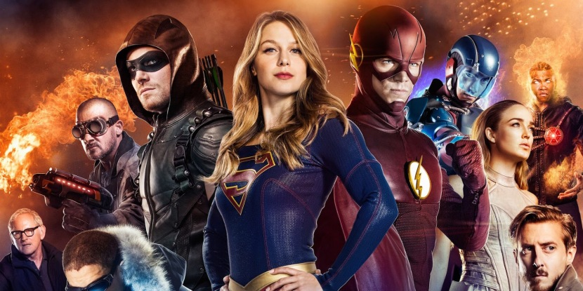 Arrowverse Crossover Event review PartI