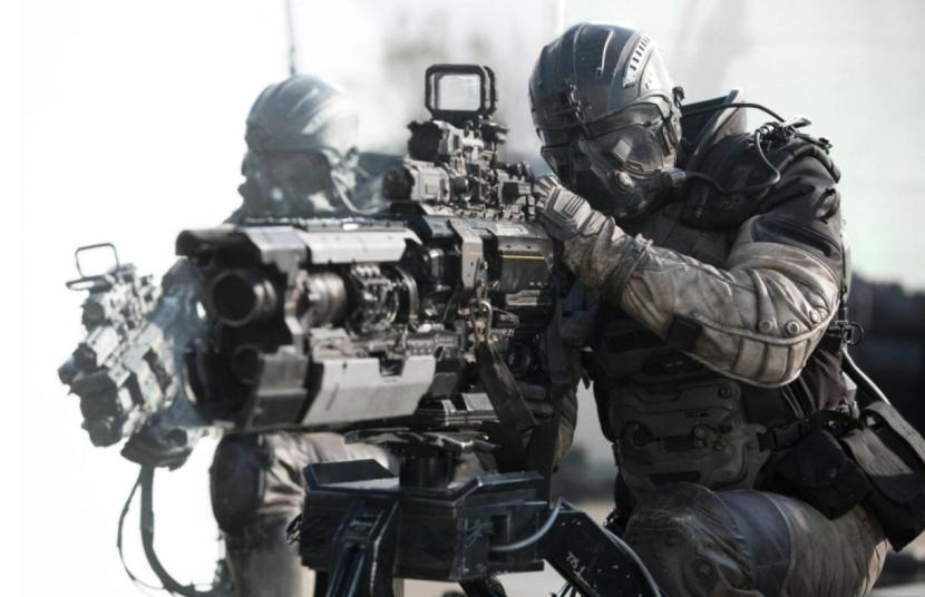 What happens when you mix Ghostbuster, Aliens and Call of Duty? You Get Netflix's new film Spectral. But is it anygood?
