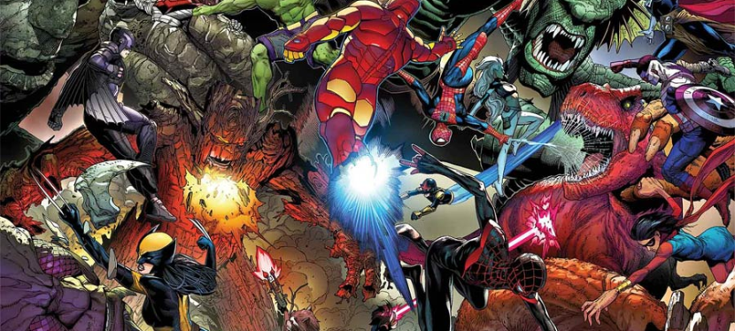 Calling all Marvel Fans: Monsters Unleashed is a must read!