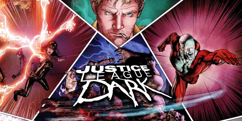 Is Justice League Dark another winner forWB?