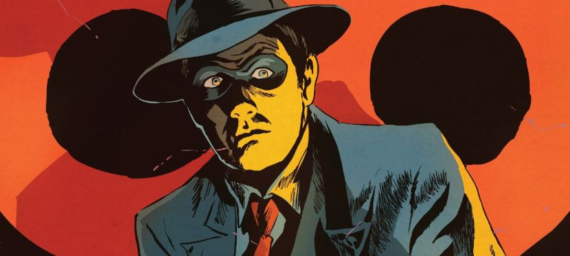Looking for your next mystery/crime read? Pick up a copy of Francavilla's The Spirit in The Corpse-Makers