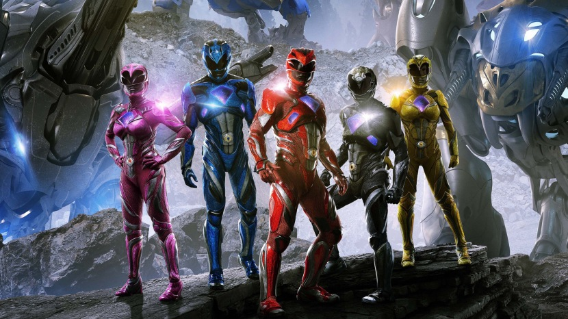 Power Rangers (2017)- a reboot worth watching!