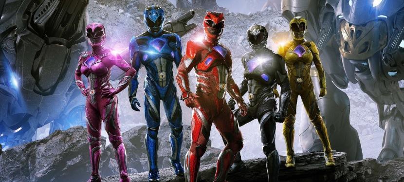 Power Rangers (2017)- a reboot worthwatching!
