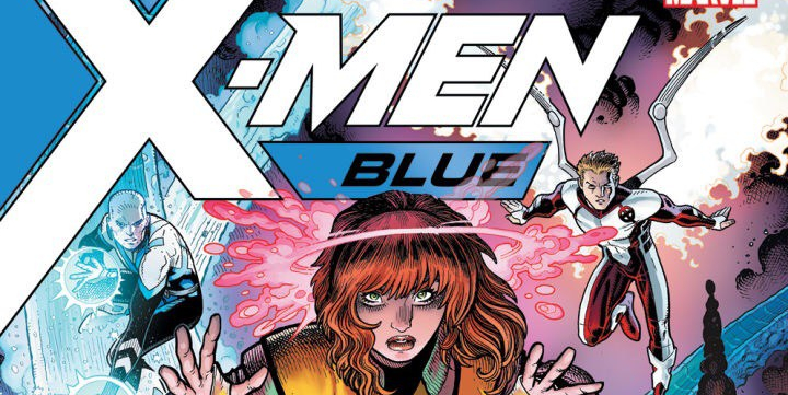 X-Men Blue #1- if you haven't read this comic yet, you need to- here'swhy