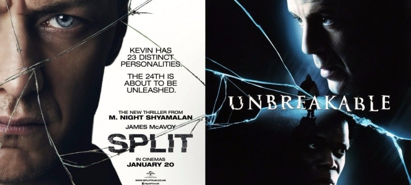 Split / Unbreakable sequel officiallyannounced!