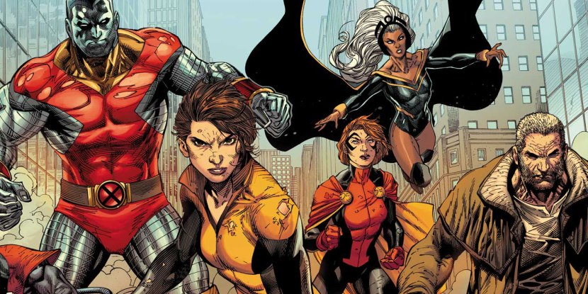 X-Men Gold #1- Back to the Basics Part 1- Fulfilled their promise in the title despitecontroversy