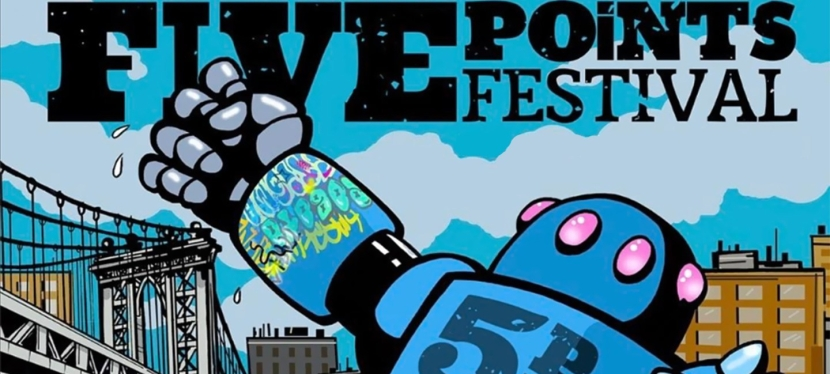 Five Points Festival: The inaugural weekend that was asuccess!