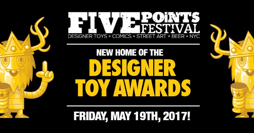 Designer Toy Awards
