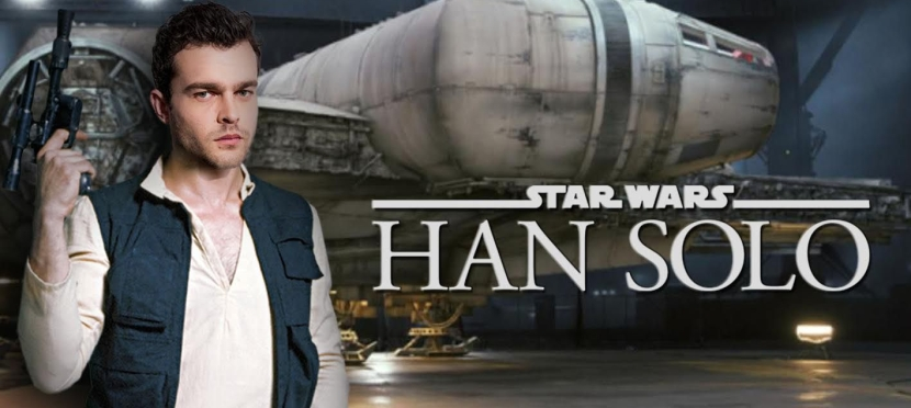 It's Official! Ron Howard is directing HanSolo!